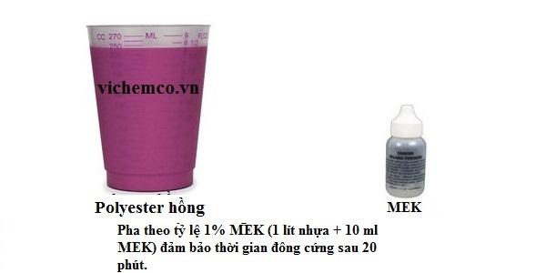Chúng tôi chuyên cung cấp các loại nhựa Polyester hồng của Hàn Quốc, Malaysia